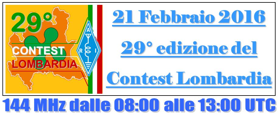 BANNER CONTEST LOMBARDIA 2016